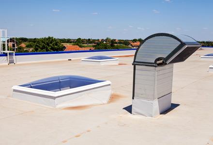 Pvc Membrane Roof Toitures Pme