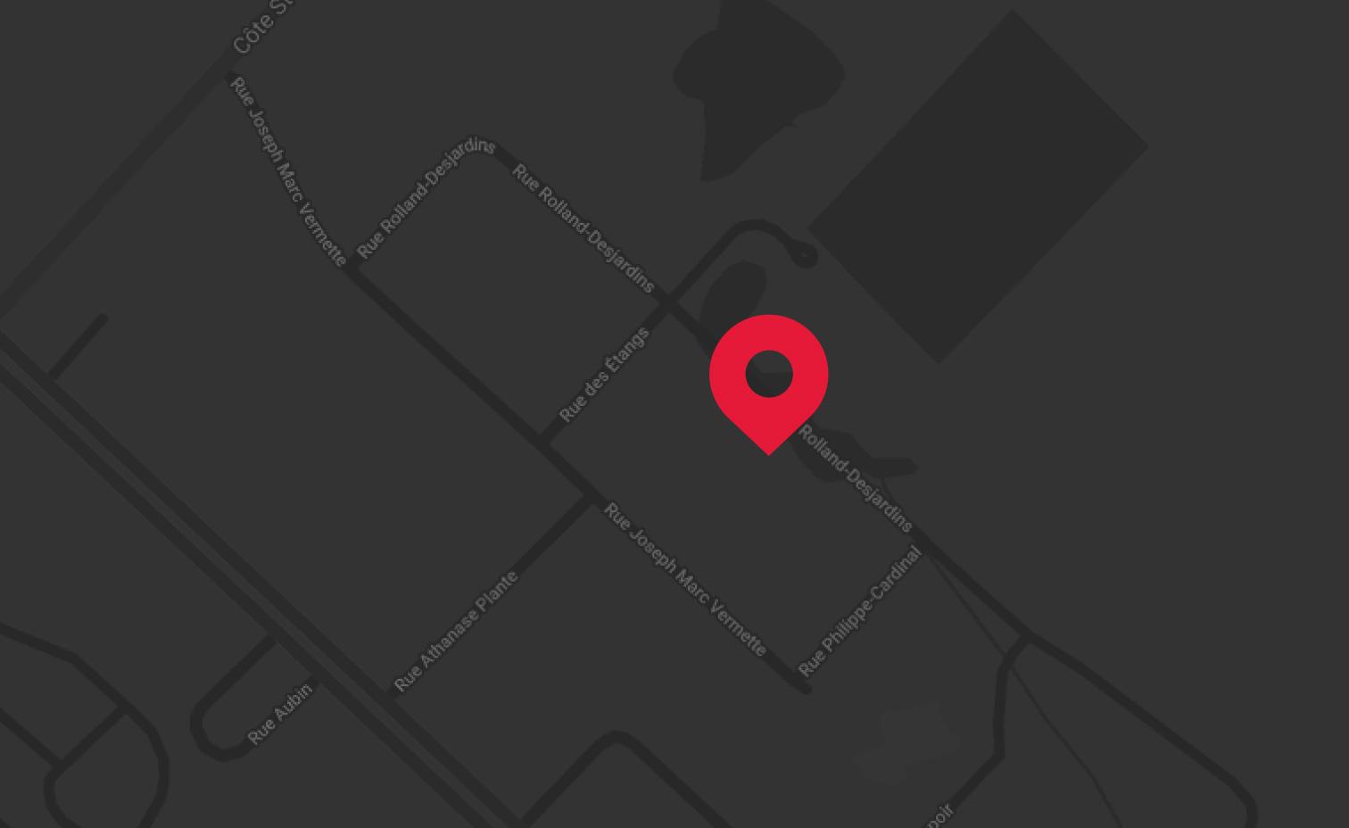 itinéraire 14519 Rue Joseph Marc Vermette, Mirabel, QC J7J 1X2
